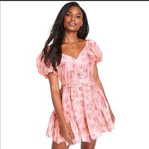 LoveShackFancy x Target mini dress